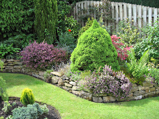 Decor and protect your garden