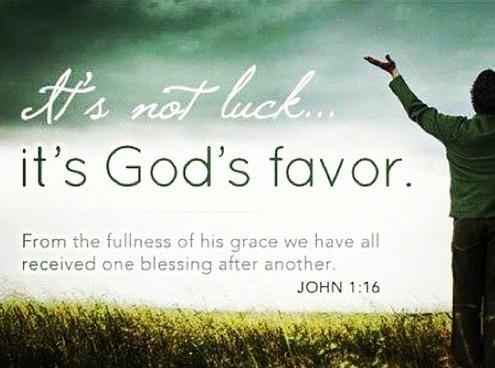 Prayer for favor in interview