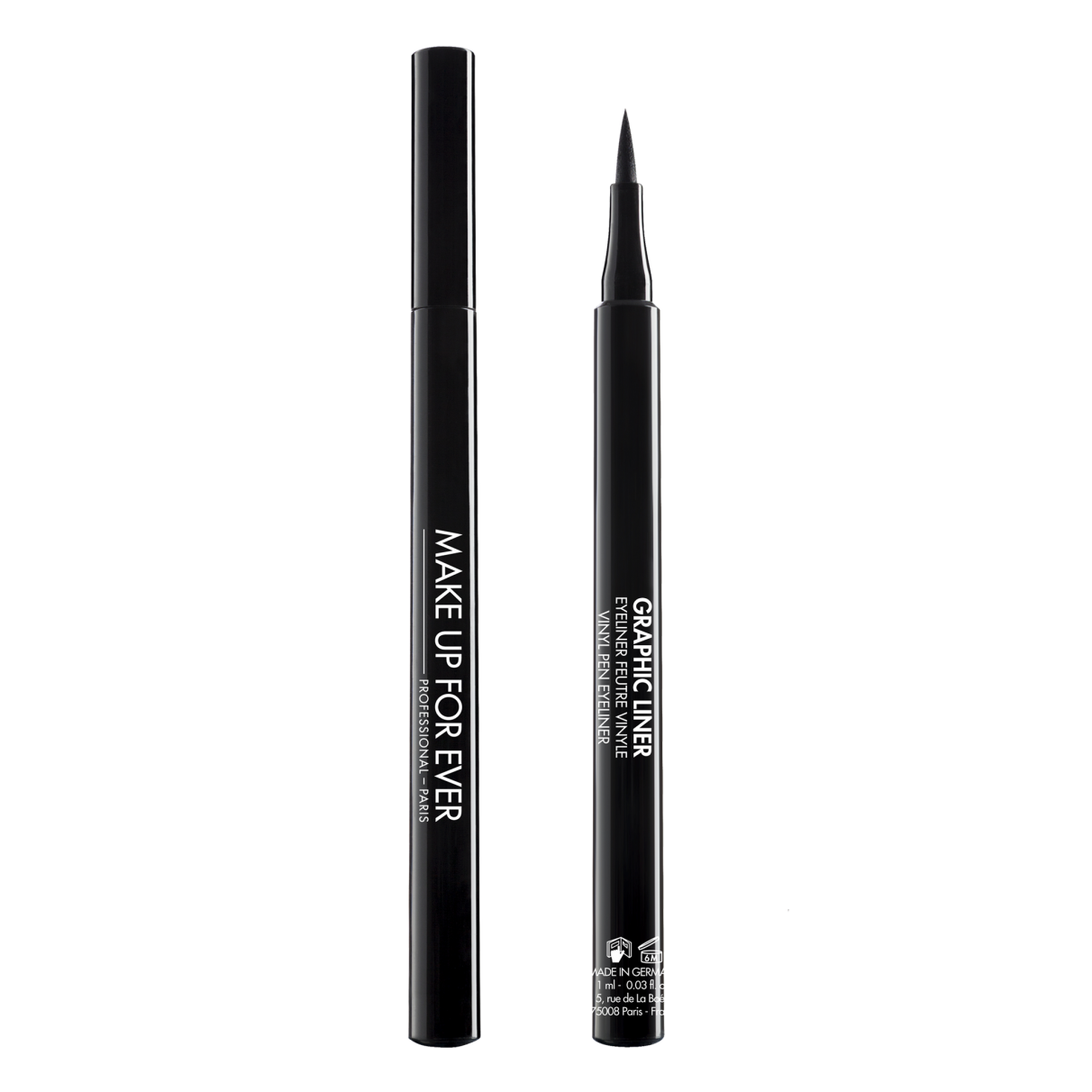 NEW! Make Up For Ever New Black Liners
