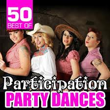 CD 50 Best of Participation Party Dances (2012)