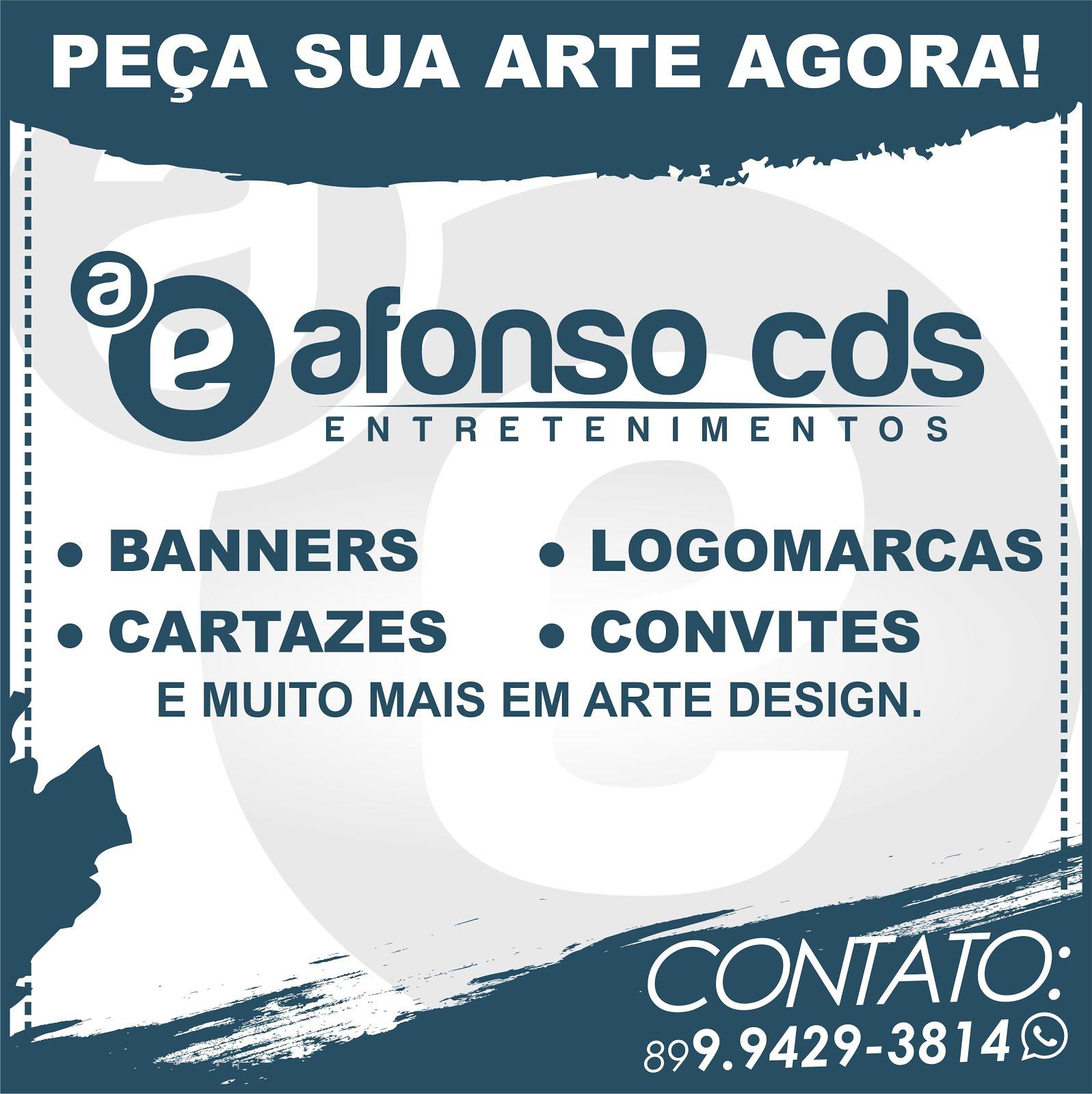 AFONSO CDS ENTRETENIMENTOS