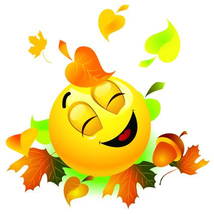 Autumn Emoticon | Symbols & Emoticons