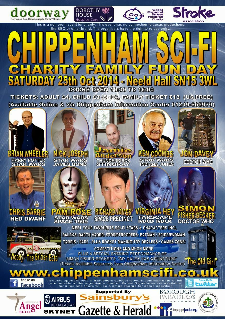 Chippenham Sci-Fi Event 2014