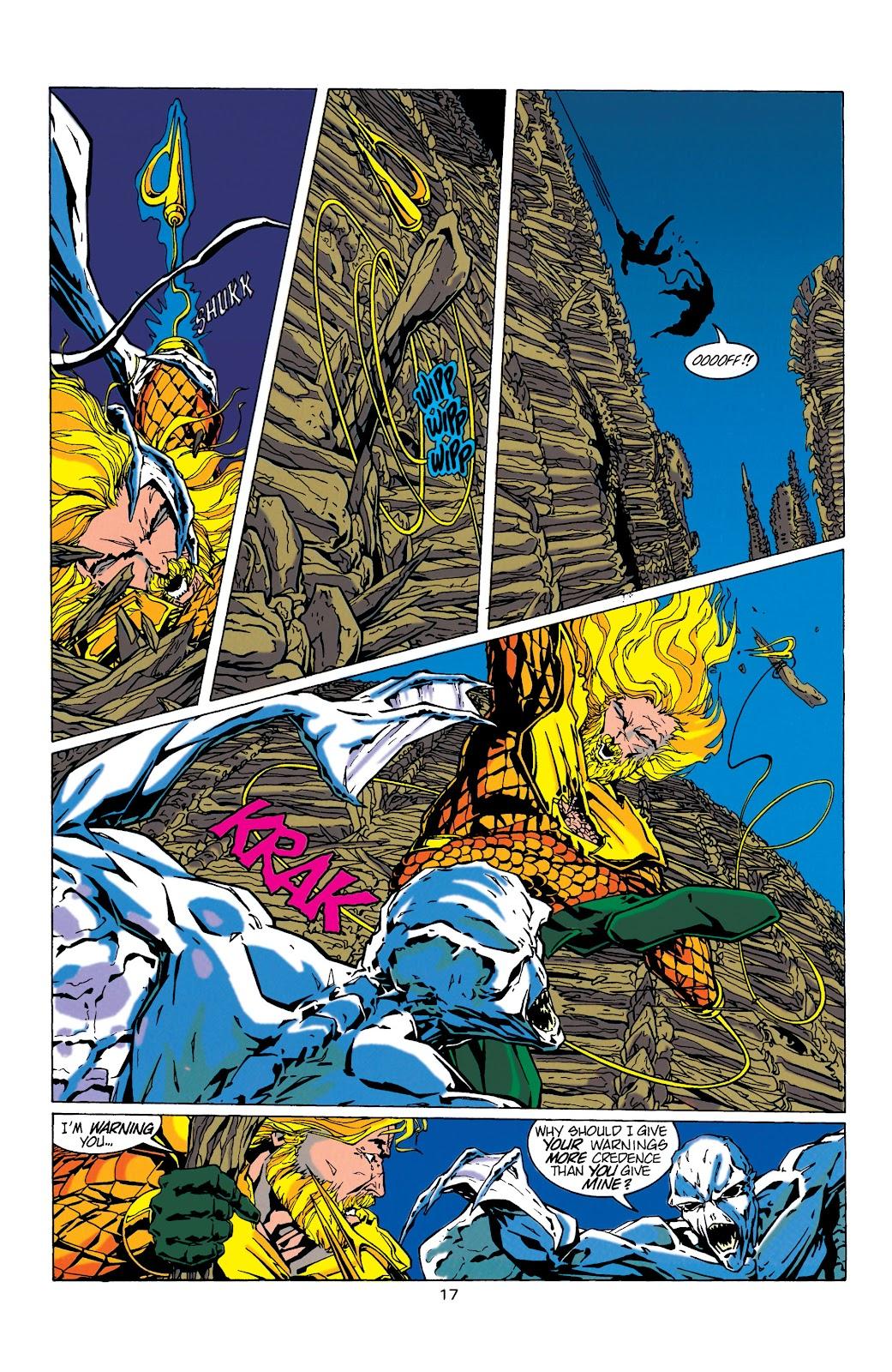 Aquaman (1994) Issue #17 #23 - English 18