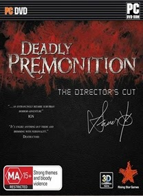 Deadly Premonition The+Directors Cut PC Game Coverbox Art Deadly Premonition The Directors Cut FLT