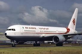 صورة طائرة الخطوط الجوية الجزائرية