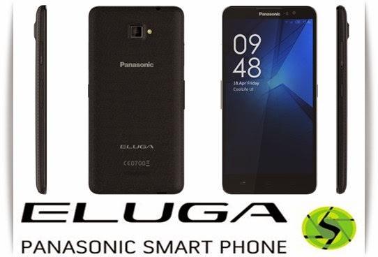 PanasonicEluga S: 5 inch,1.4GHz Octa core Android Phone Specs, Price