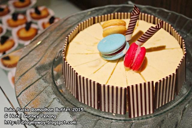 Buka Puasa Ramadhan Buffet 2015 @ G Hotel Gurney Penang