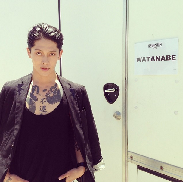 World Jrock Miyavi Unbroken First Photos Set 2 New Clip