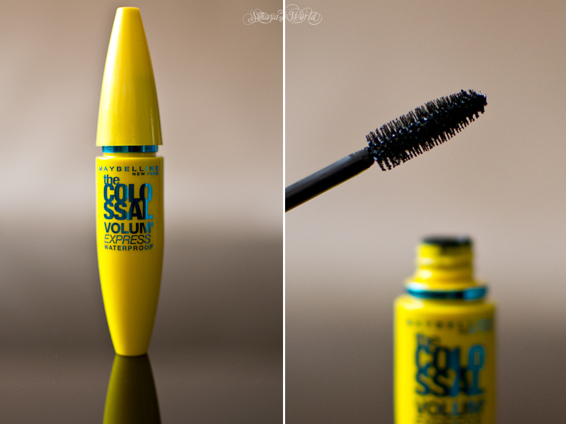 produse care m-au dezamagit 1 Maybelline Colossal Waterporoof