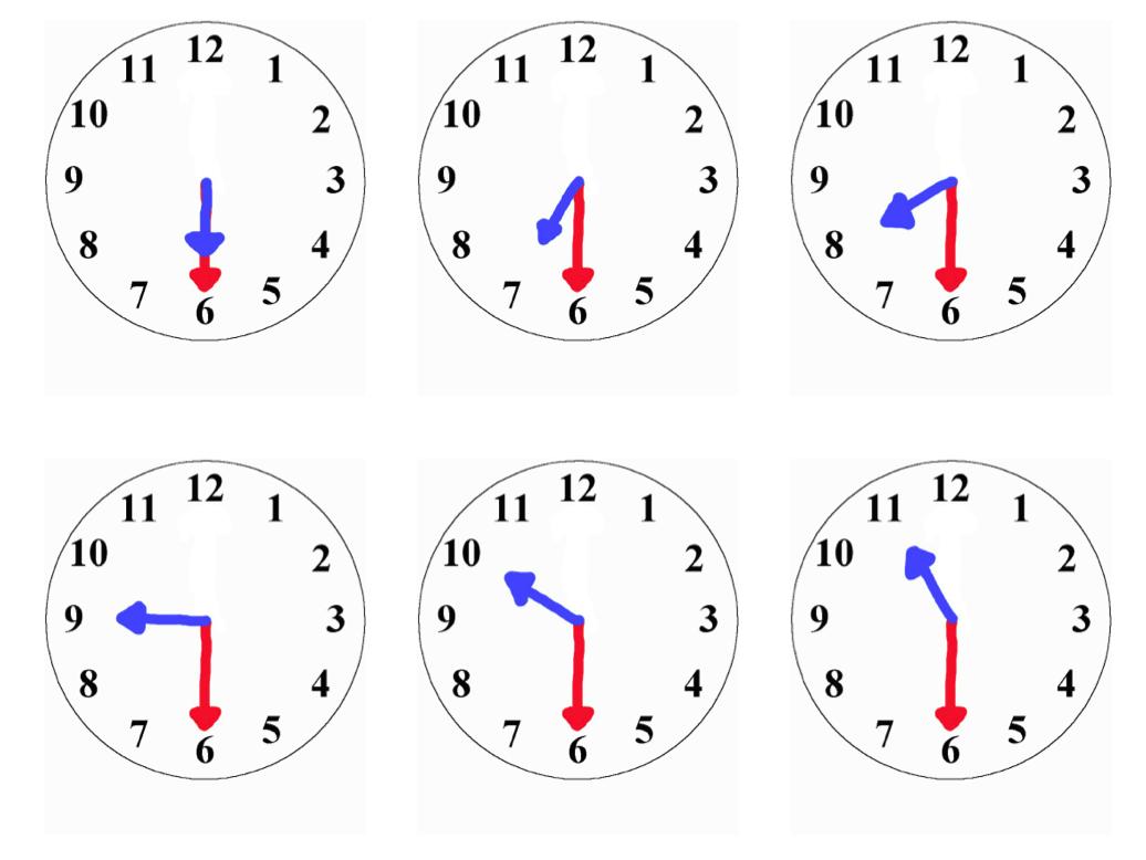 New Years Countdown Clocks for Kids - The Home Teacher