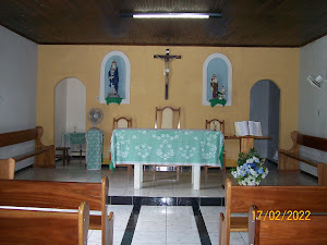 Interior da Nossa Capela