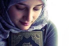 Rahasia Wajah Cantik Bercahaya Wanita Muslimah