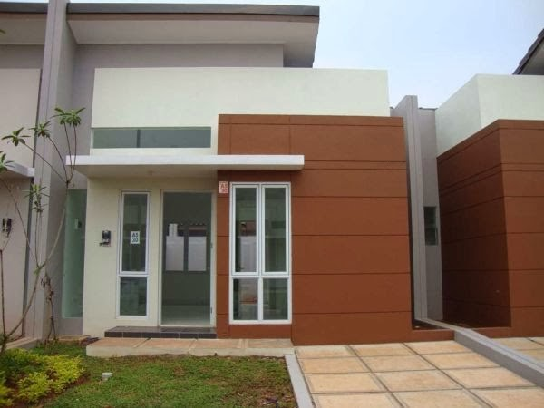 model rumah minimalis perkotaan 5