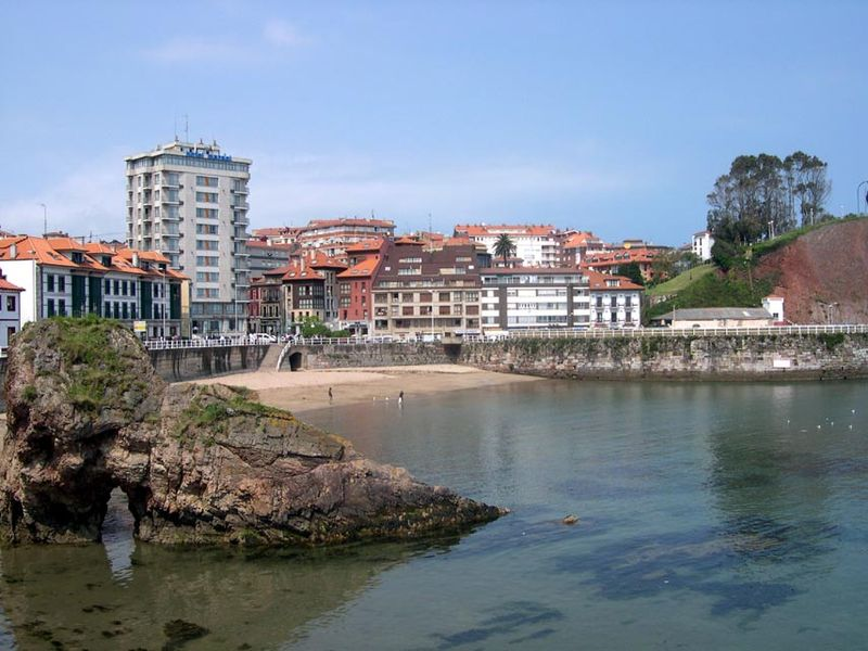 Vista de Candás