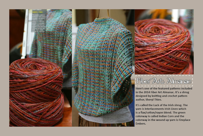 Fiber Artist Snapshot of the Day!