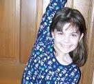 Rose, age 8