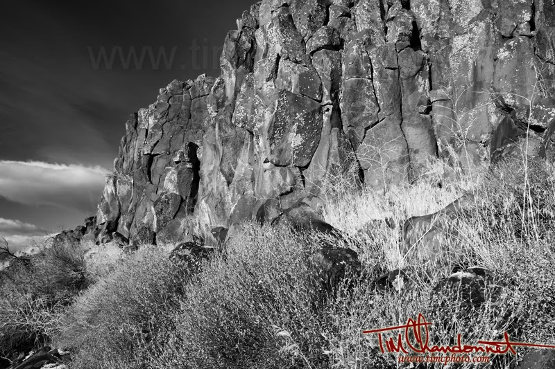Tim Chandonnet Photography, Timcphoto, Tim C Photo, Central Washington, Eastern Washington, Pacific Northwest, Black and White, B&W, Landscape, nature, Landscape Photography, www.timcphoto.com, Snake Creek, North Cascade Mountains, winter, Columbia River Valley, basalt cliffs, lava, volcanic
