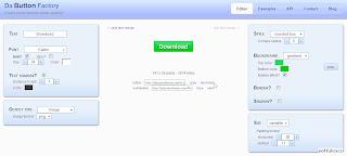 Make buttons online