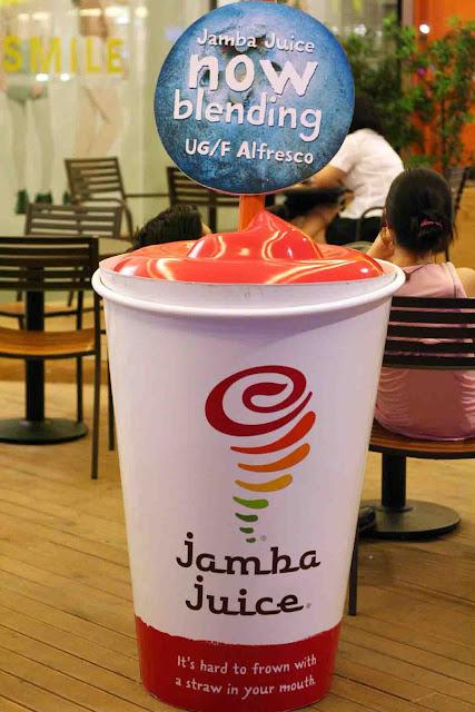 Jamba Juice Robinson's Magnolia