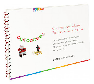 Free Christmas Worksheets for Santa's Little Helpers eBook