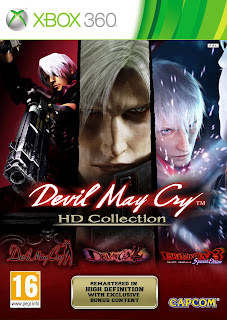 Download - Jogo Devil May Cry HD Collection XBOX360-COMPLEX (2012)