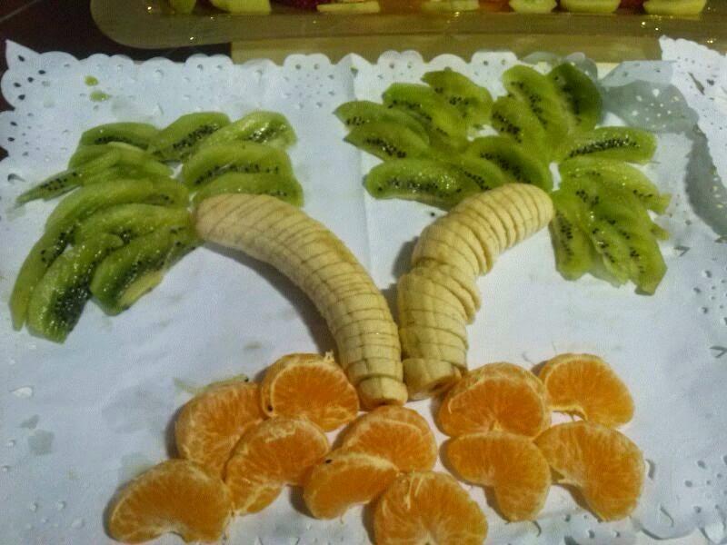 Día de la fruta en 1º de Primaria