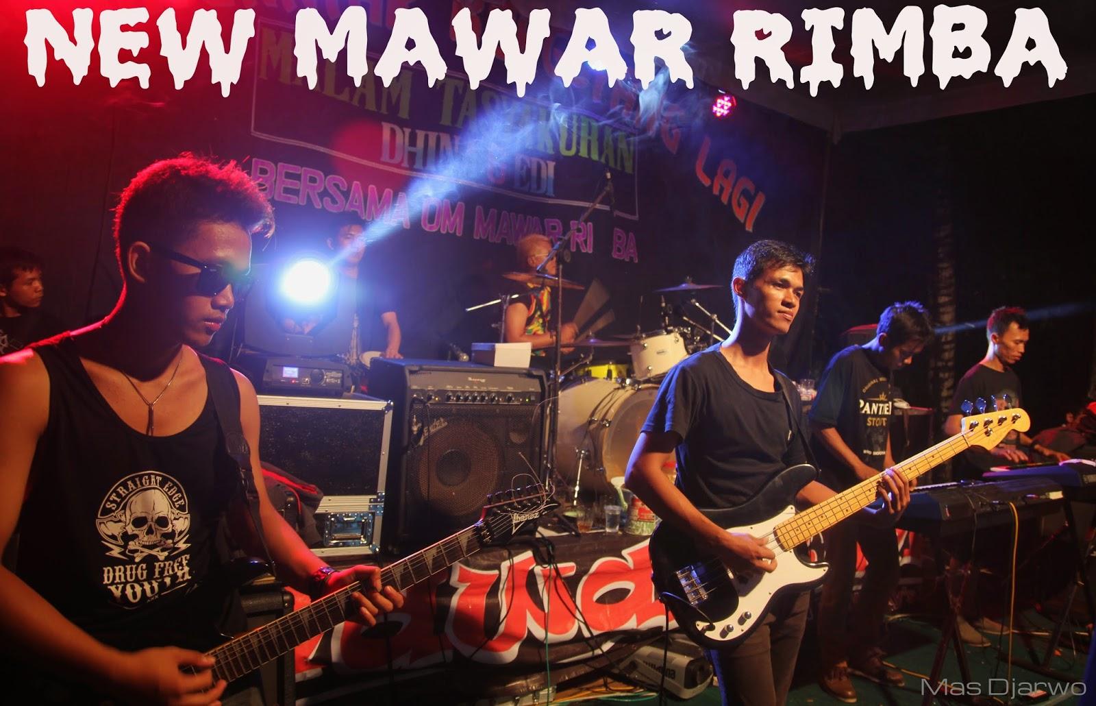 Jadwal Manggung New Mawar Rimba Bulan Oktober 2015