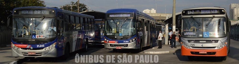 Ônibus de São Paulo