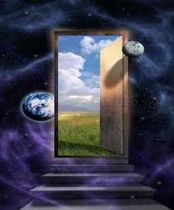 Puerta a otra dimensión
