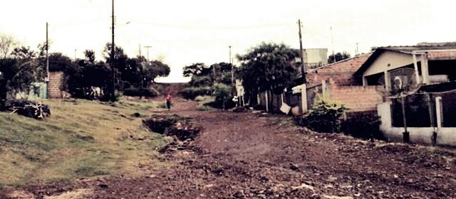 Prefeitura de Roncador atende antiga reivindicação e investe em galerias pluviais e pavimentação