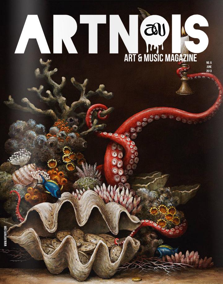 Artnois June 2013 Issue