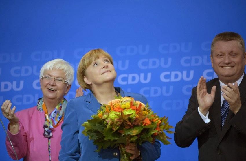 Elecciones en Alemania 2013