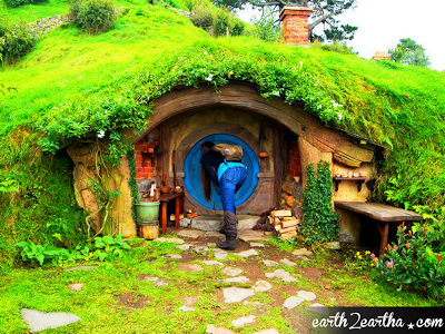 Wandering Down the Hobbit Hole