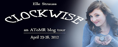 {Interview+G!veaway} Clockwise by Elle Strauss