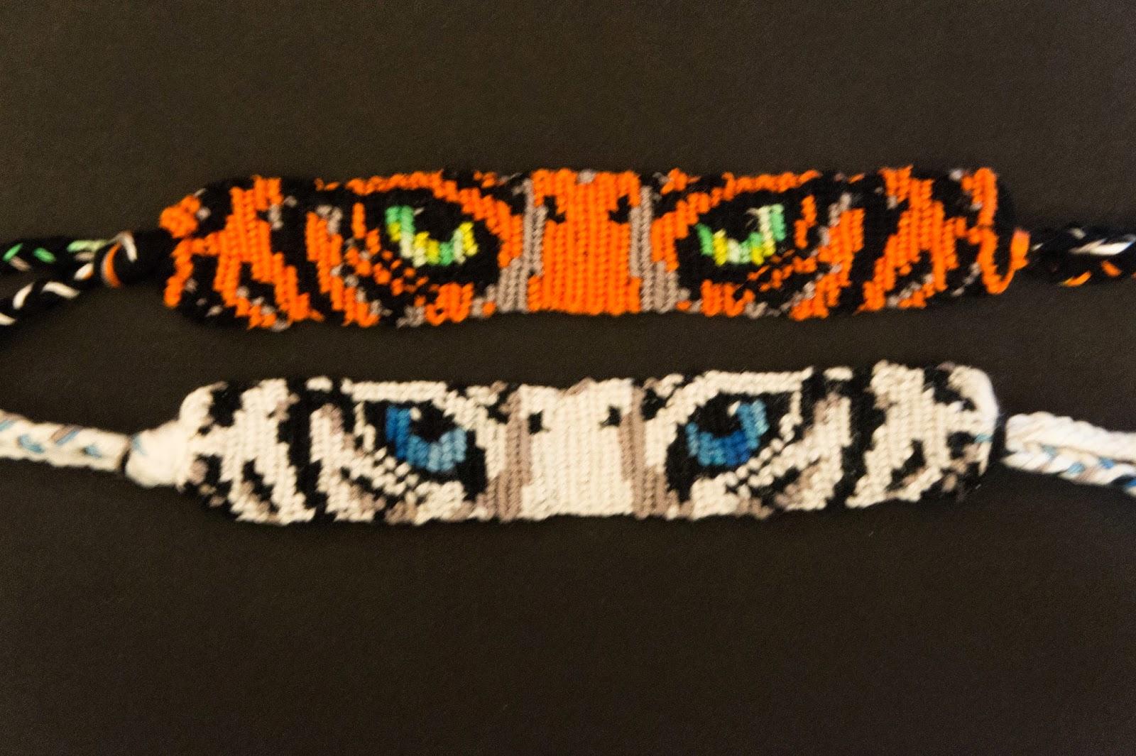 Bracelet Tigre Bracelets Brésiliens