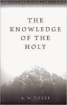 The Knowledge Of Holy By AW Tozer Review