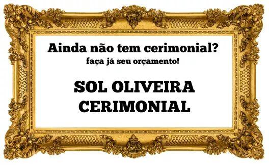 Sol Oliveira Cerimonial