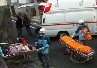 photo WNI korban Tsunami Jepang