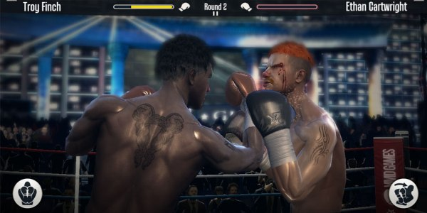 Real Boxing Screen 2