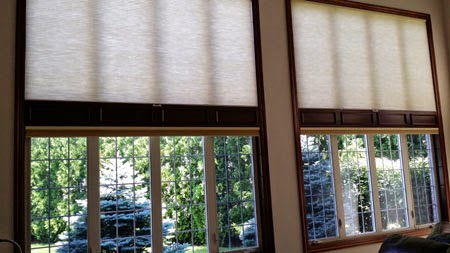 Cellular Shades - Bellagio WIndow Fashions Toledo OH