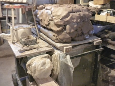 Keppers Pottery Produce Pottery Tasks In March