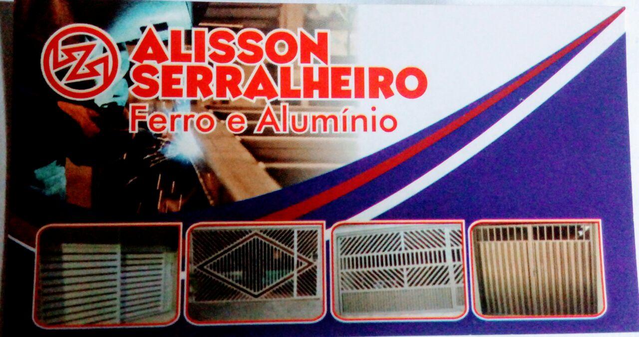ALISSON SERRALHEIRO EM AGRESTINA.