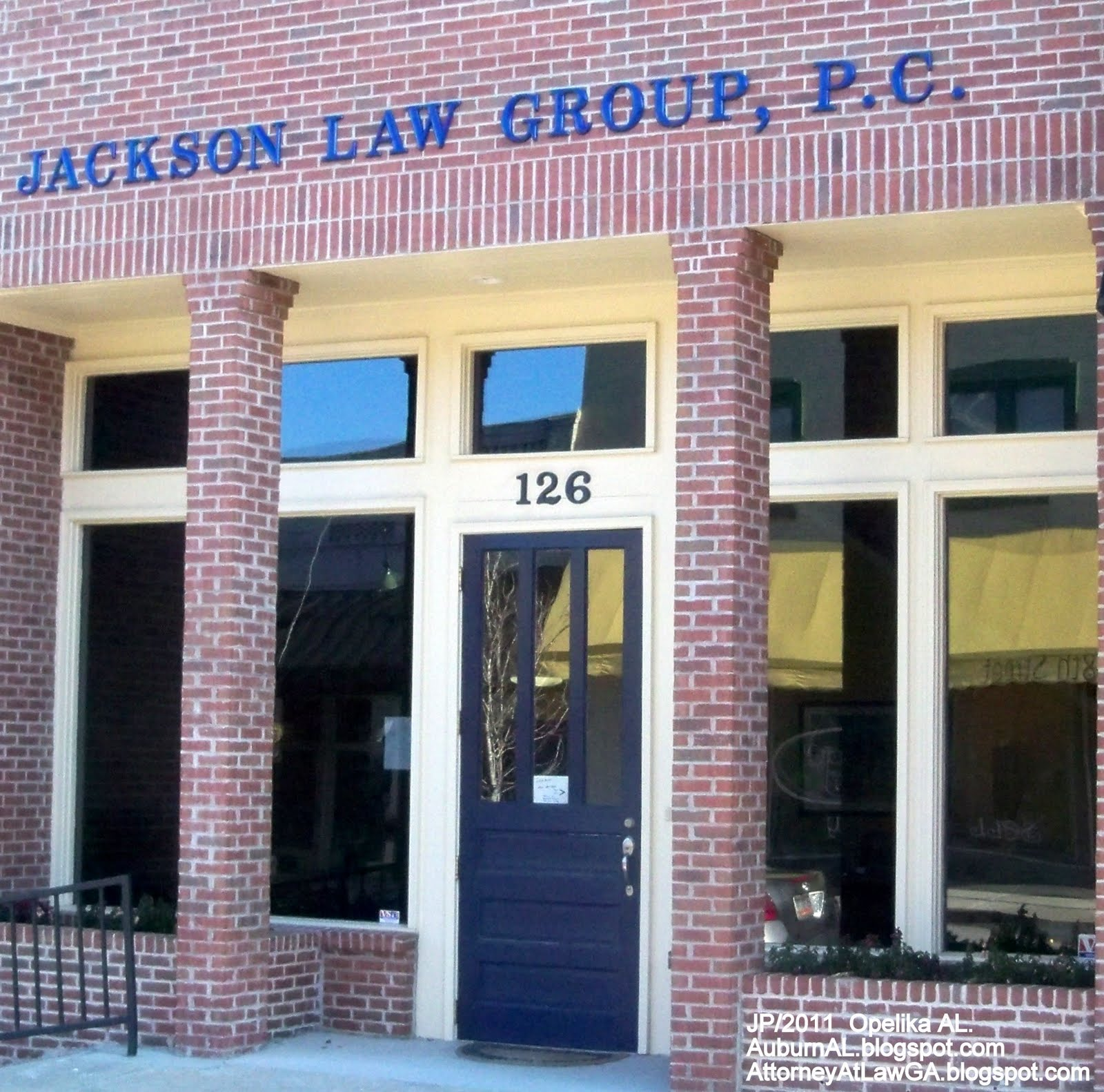 LAW GROUP PC. OPELIKA ALABAMA Jackson Law Group Attorneys At Law ...