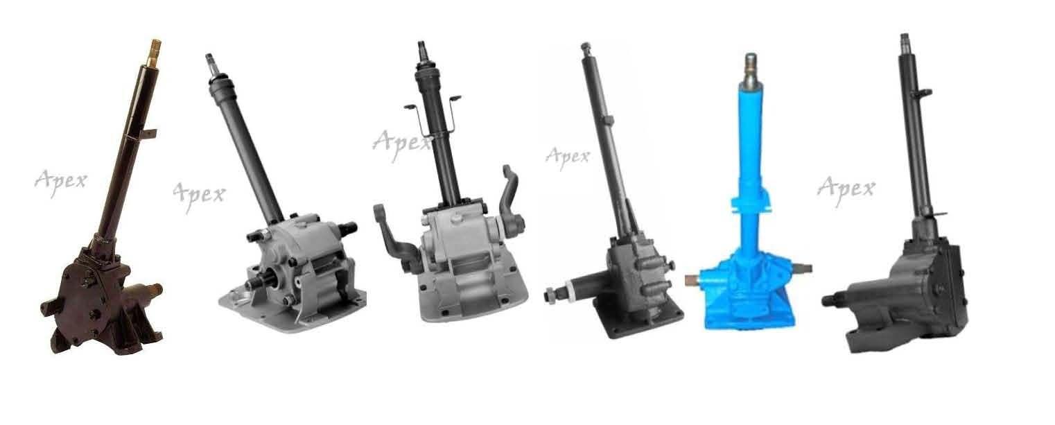 Tractor Fiat Partssteeringbox : Massey ferguson tractor spare parts