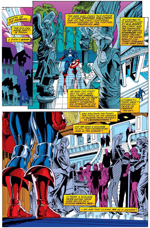 Captain America (1968) Issue #442 #396 - English 13