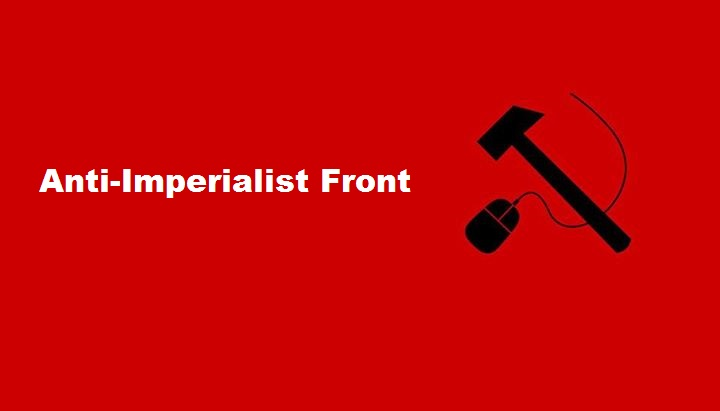 FRENTE ANTI-IMPERIALISTA