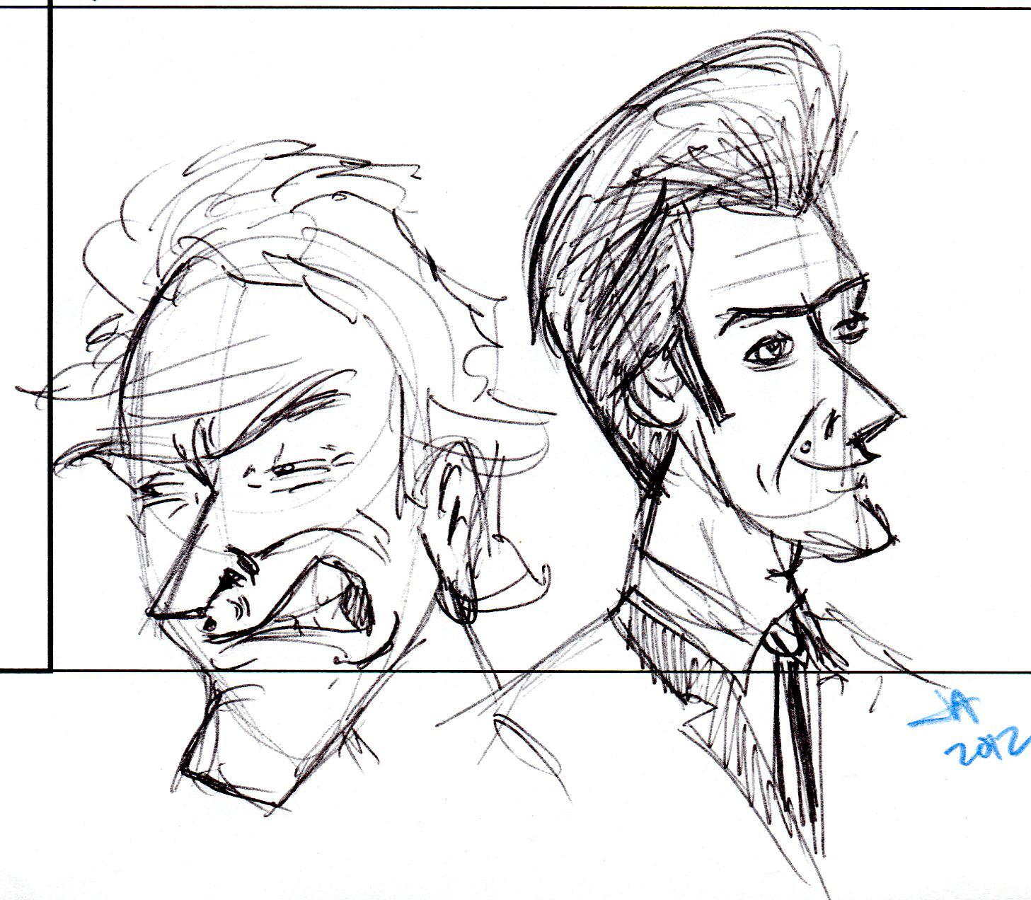 Random: Joe Apel: Random Drawings