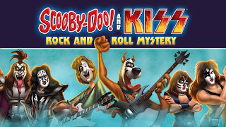 Scooby-Doo! and KISS Rock and Roll Mystery