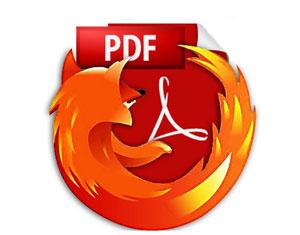 Mozilla Firefox 14 tendría su propio lector de archivos PDF